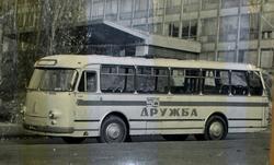 ЛАЗ-695Мнамаршруте№20