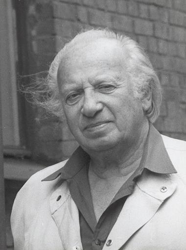 Осип Кривоглаз творил 94 года.