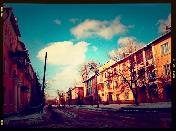 Настоящий Советский Союз в Киеве: район ДВРЗ