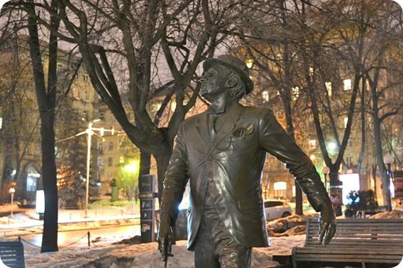 Пройтись по одной улице Киева: улица Прорезная