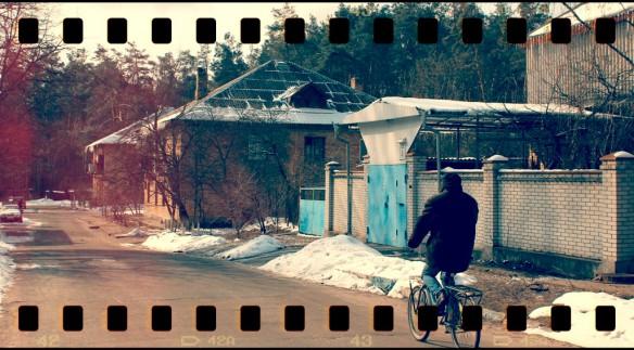 Прогулка по киевской улице 8-го марта