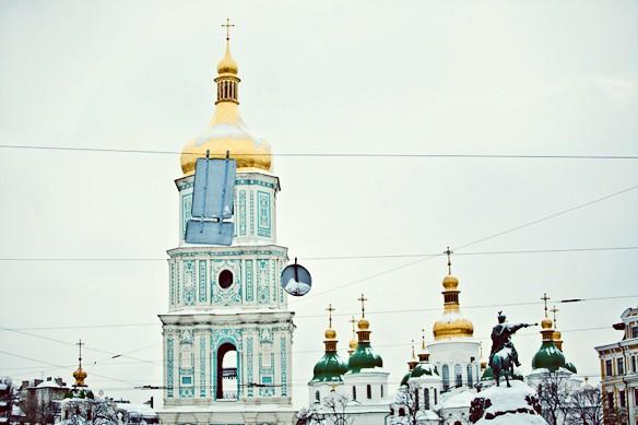 Что такое мистический треугольник киевских улиц