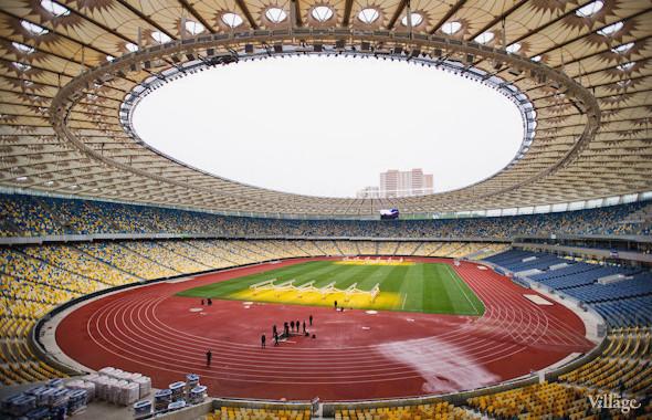 НСК «Олимпийский» после реконструкции