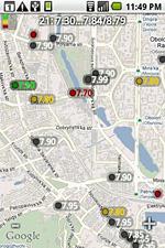 Приложения Android, актуальные для Киева