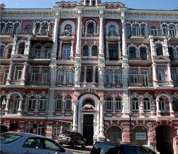дом, Лютеранская ул.