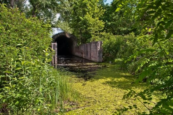 Сталинский тунель