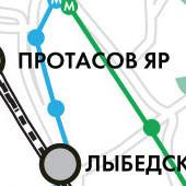 Округлые формы: Киевская кольцевая наземного метро. Изображение №13.