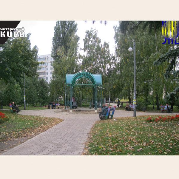 Сквер на Соломенской