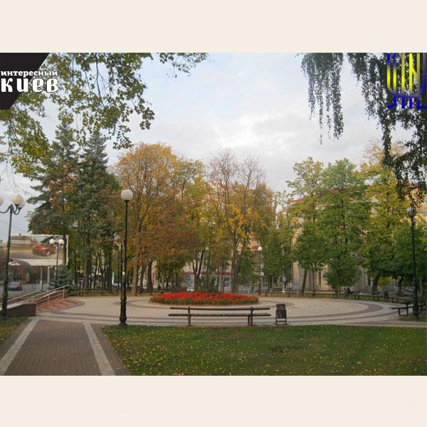 Сквер на Сурикова