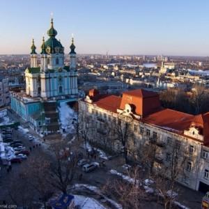 Интересный Киев