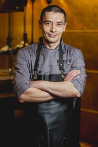 Шеф-повар Сергей Агишев