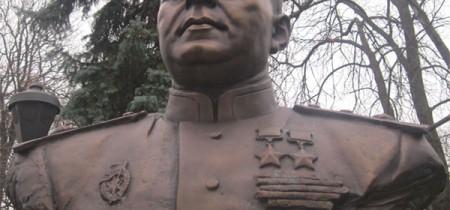 Памятник Рыбалко П.С.