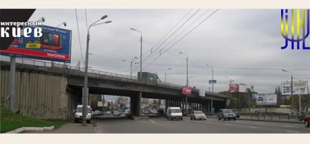 Путепровод на пересечении улиц Елены Телиги и Новоконстантиновской