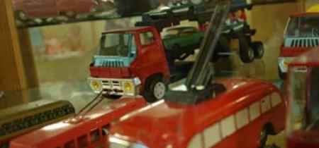 Национальный музей игрушки